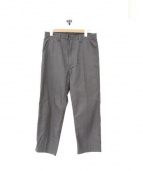 JUNYA WATANABE COMME des GARCONS MAN(ジュンヤワタナベ コムデギャルソン マン)の古着「パンツ」|グレー