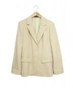 LEONARD(レオナール)の古着「ジャケット」|ベージュ