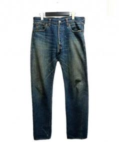 LEVIS 501Z XX(リーバイス501Z XX)の古着「デニムパンツ」 インディゴ