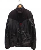KLATTERMUSEN(クレッタルムーセン)の古着「ヒルドジャケット」 ブラック×グレー