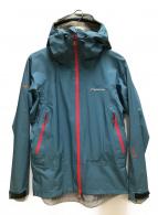 MONTANE(モンテイン)の古着「ダイレクトアセントジャケット」|スカイブルー