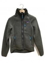 Patagonia()の古着「レトロパイルジャケット」|グレー