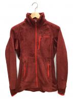 Patagonia(パタゴニア)の古着「R2ジャケット」|レッド