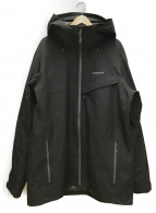Patagonia(パタゴニア)の古着「パウダーボウルジャケット」|ブラック