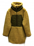 NATAL DESIGN(ネイタルデザイン)の古着「バッファローボアジャケット」|ベージュ