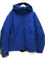 Peak Performance(ピーク・パフォーマンス)の古着「スキーウェア(ジャケット)」|ブルー