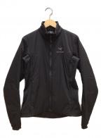 ARCTERYX(アークテリクス)の古着「アトムLTジャケット」|ブラック