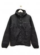 ()の古着「ナノエアフーディ」|ブラック