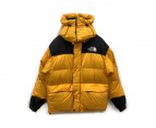 THE NORTH FACE(ザノースフェイス)の古着「ヌプシサミット」|イエロー