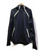 narifuri(ナリフリ)の古着「ナイロンジャケット」|ネイビー