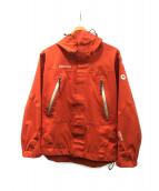 MARMOT(マーモット)の古着「アルパインジャケット」|オレンジ