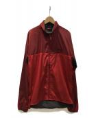 Marmot(マーモット)の古着「ドライクライムウィンドシャツ」|レッド