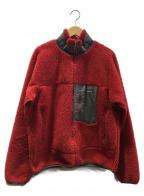 Patagonia(パタゴニア)の古着「クラシックレトロXジャケット」|レッド