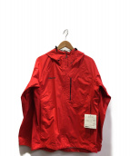 MARMOT(マーモット)の古着「ナノプロエアージャケット」|レッド
