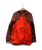 THE NORTH FACE(ザノースフェイス)の古着「フリーシンカージャケット」|レッド