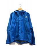 THE NORTH FACE(ザノースフェイス)の古着「オールマウンテンジャケット」|ブルー