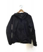 DESCENTE(デサント)の古着「トレッキングウェア」|ブラック