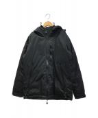 NANGA(ナンガ)の古着「オーロラダウンジャケット メンズ M」 ブラック