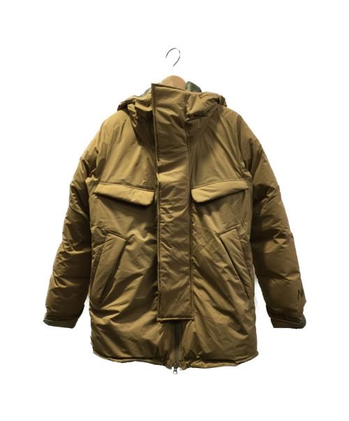 NANGA(ナンガ)NANGA (ナンガ) マウンテンビレーコート メンズ S ベージュ サイズ:USA XS/EUROPE XS/JAPAN Sの古着・服飾アイテム