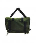 MISSION WORKSHOP(ミッションワークショップ)の古着「THE SHED ROLLTOP BAG」 グリーン