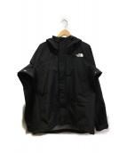 THE NORTH FACE(ザノースフェイス)の古着「オールマウンテンジャケット」|ブラック