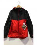 MARMOT()の古着「コモドジャケット」|レッド×ブラック