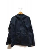 MAMMUT(マムート)の古着「コンベイツアージャケット」|ネイビー