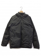 NANGA(ナンガ)の古着「オーロラダウンジャケット 焚火 ROCOCO別注モデル」|チャコール