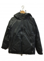NANGA(ナンガ)の古着「オーロラダウンジャケット」|ブラック