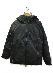 NANGA(ナンガ)の古着「オーロラダウンジャケット」 ブラック