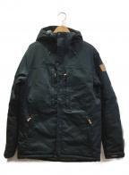 FJALLRAVEN(フェールラーベン)の古着「skogso padded jacket」 ネイビー