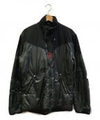 KLATTERMUSEN(クレッタルムーセン)の古着「ヒルドジャケット」|ブラック×グレー