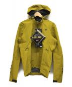 7mesh(セヴンメッシュ)の古着「レベレーションジャケット」 イエロー