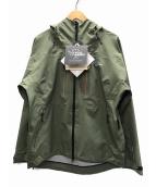 POLE WARDS(ポールワーズ)の古着「トレッキングウェア」|グリーン