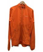 MONTANE(モンテイン)の古着「Dynamo VIA Jacket」|オレンジ