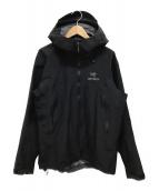 ARCTERYX(アークテリクス)の古着「BETA LT JACKET」|ブラック