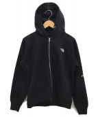 THE NORTH FACE(ザノースフェイス)の古着「GRAVITY HAKUBA hull jip hoodie」|ブラック
