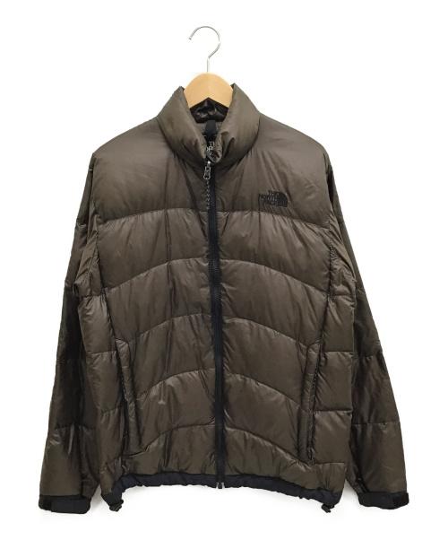 THE NORTH FACE(ザノースフェイス)THE NORTH FACE (ザノースフェイス) Aconcagua Jacket ブラウン サイズ:M ND18200の古着・服飾アイテム