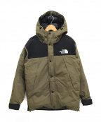 THE NORTH FACE()の古着「Mountain Down Jacket」|ビーチグリーン