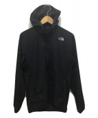 THE NORTH FACE(ザノースフェイス)の古着「SWALLOWTAIL VENT HOODIE」|ブラック