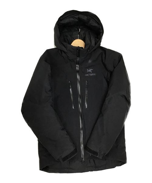 ARCTERYX(アークテリクス)ARCTERYX (アークテリクス) フィションSVジャケット ブラック サイズ:S 12714の古着・服飾アイテム