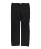 ()の古着「ガンマLTパンツ」|ブラック