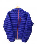 Rab(ラブ)の古着「マイクロライトアルパインジャケット」 ブルー