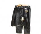 MIZUNO(ミズノ)の古着「レインウェア」|ブラック