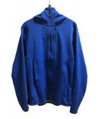 MAMMUT(マムート)の古着「アルティメイトV SOフーデットジャケット」|ブルー