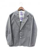 The Stylist Japan(ザスタイリストジャパン)の古着「テーラードジャケット」 グレー