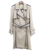 FAD3(ファッドスリ)の古着「トレンチコート」|ベージュ