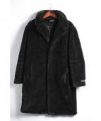 misbhv(ミスビヘイブ)の古着「ファージャケット」|ブラック