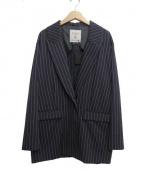 FAD3(ファッドスリ)の古着「テーラードジャケット」|ネイビー
