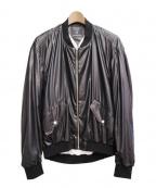 FAD3(ファドスリー)の古着「MA-1ジャケット」 ブラック